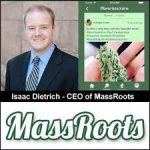 Update on Mass Roots. CEO Awards Himself A Bonus !