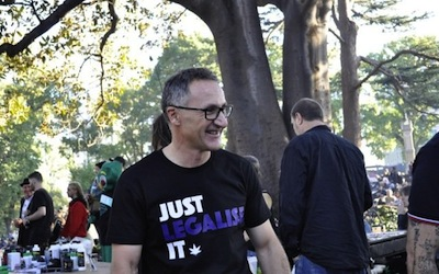Australian Greens… Cannabis Fantasists, Shrewd Politics Or Just Wearing The Tee-Shirt ?