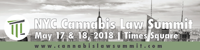 Cannabis Law Summit 17 & 18 May New York