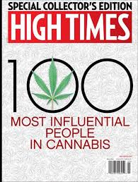 Looking For New Clients ? High Times Publish Their 100 Most Influential In Cannabis List