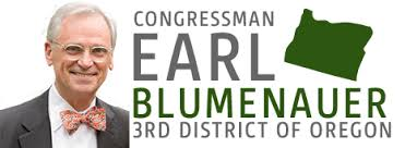 "U.S. Rep. Earl Blumenauer (OR) ""If we do our job, it's game over in 2 years."""