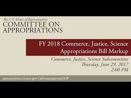 MMJ Protections In The Commerce, Justice and Science Appropriations Bill