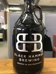 The Hammer Comes Down Down On Black Hammer Brewing