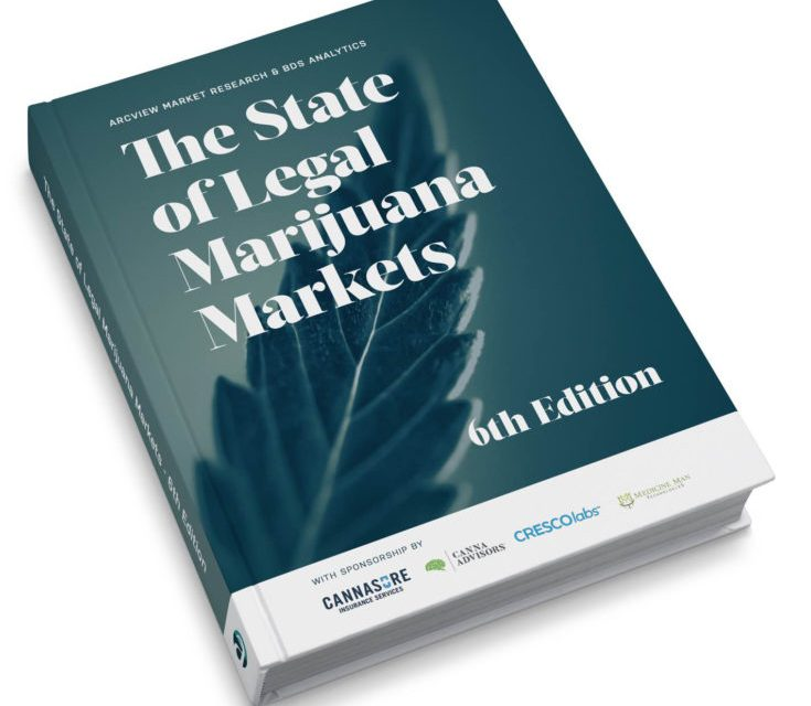 New Title: The State of Legal Marijuana Markerts 6th Ed
