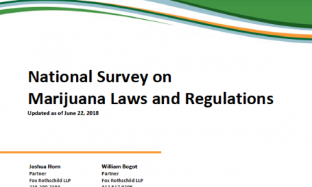 Fox Rothschild Publish Free Pdf Download, National Survey On Marijuana Laws & Regulation""