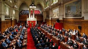 Canada. Big Day In The Senate… Excitement Builds