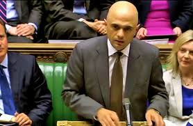 Video: UK Home Secretary Sajid Javid gives a statement on drug licensing to MPs