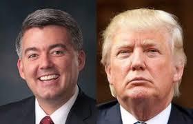 Trump Signals Support For Gardner Warren Bill