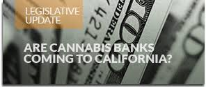 California State Senate Bill Clears the Way for Banks for Cannabis Businesses