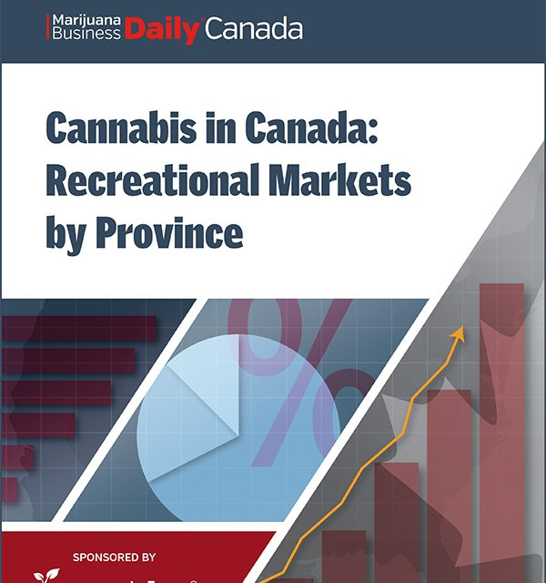 Free Report: Cannabis in Canada: Recreational Markets by Province,