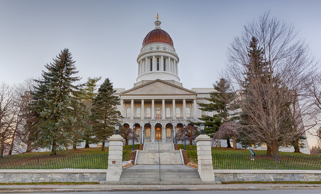 Maine: Lawmakers endorse sweeping medical marijuana reforms