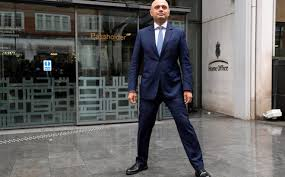 UK: Home Secretary Sajid Javid Agrees To Re-Scheduling of Medical Cannabis