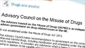 The UK The Advisory Council on the Misuse of Drugs (ACMD) Review Says Medical Cannabis Should Be Placed In Schedule 2