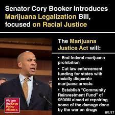 USA…The Marijuana Justice Act