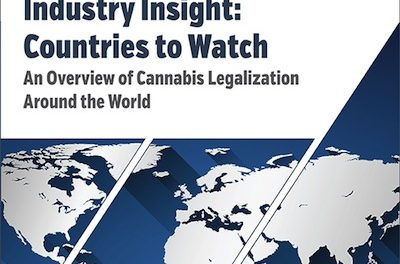 "MJ Biz Free Publication: International Industry Insight ""Countries To Watch"" Report"