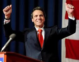 New York: Cuomo sets up a working group to write  marijuana legalization bill.