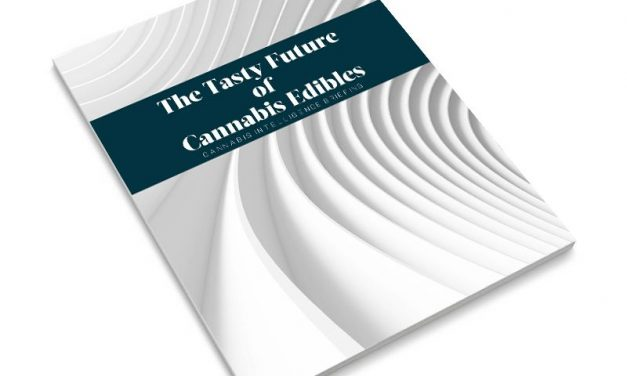 """Arcview Publish New Report: """"The Tasty Future of Cannabis Edibles"""""""