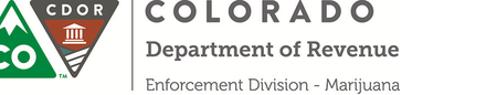 Announcement: CO Dept Revenue – Marijuana Enfocement