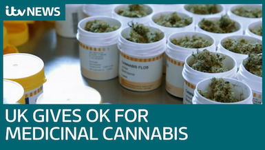 Prescribed Medicinal Cannabis In The UK Within The Month