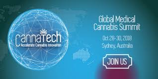 New Frontier Launch Their Oceania Cannabis Reports At Day 1 Cannatech Sydney