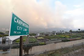 CA: City of Carpinteria Review of Proposed Cannabis Ordinance