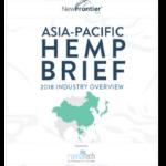 New Frontier Data Publish Hemp Asia Pacific Report