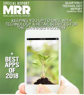 MRR (Marijuana Retail Report) Publishes Digital Flip Title On Latest Cannabis Tech & Apps