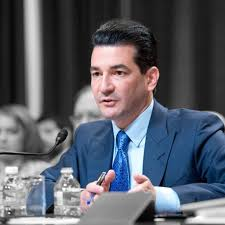 FDA Commissioner Scott Gottlieb Indicates Federally Regulated Market An Inevitability