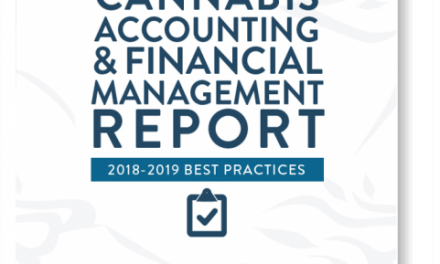 "New Frontier Data Partner With CohnReznick To Publish, ""Cannabis Accounting & Financial Management Report 2018-2019 Best Practices"