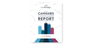 New Frontier Data release 2018-2019 Cannabis Consumer Report