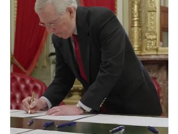 Mitch & His Magic Hemp Pen