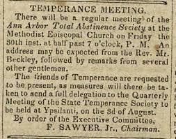Temperance Revival