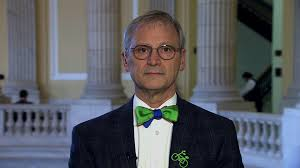 U.S. Rep. Earl Blumenauer, Democrat from Oregon, seeks to regulate marijuana like alcohol.