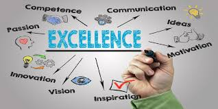 """We need to internalize this idea of excellence. Not many folks spend a lot of time trying to be excellent."" Barack Obama"