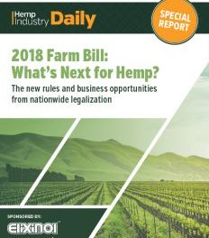 2018 Farm Bill Special Report: What's Next for Hemp? Published By Hemp Industry Daily