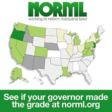 NORML Publish Their 2018-2019 US Governors Scorecard