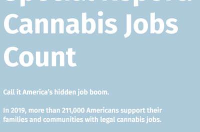 "Leafly's Data Team, Working In Partnership With Whitney Economics Say, ""Legal cannabis is currently the greatest job-creation machine in America"""