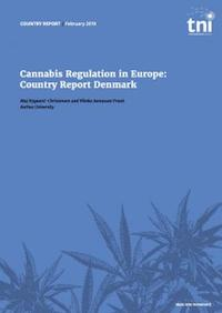 TNI Publish Free PDF Report: Cannabis Regulation in Europe: Country Report Denmark