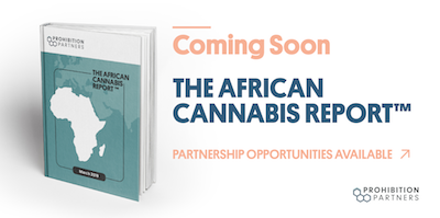 Prohibition Partners Plan To Publish: The African Cannabis Report