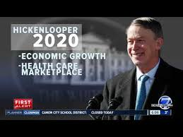 Hickenlooper, He's Tipped His Hat For Presedential Run & Believes DC Shouldn't Force States To Regulate Cannabis