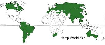 Top Hemp Growing Countries
