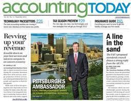 "Accounting Today Publish Article, ""Special tax issues for cannabis businesses"""