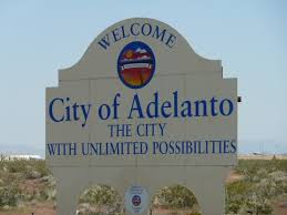 Adelanto, California : The city council is proposing to adjust tax rates in Adelanto to the following rates