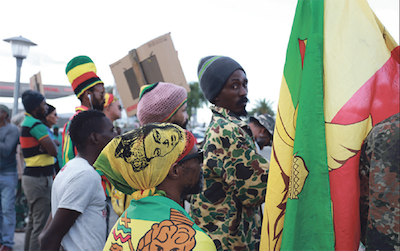Namibian Rastafarians Rally To Legalize Cannabis