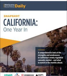"MJ Biz Publish Guide, ""California One Year In"""