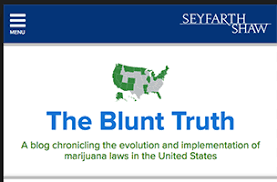 Seyfarth Shaw Publish Update On Trademarks & Hemp In The USA (6 May 2019)