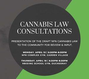 Canada: Nipissing First Nation Cannabis Legislation Comes Into Play 18 June 2019 & Further Tightens Canadian Federal Legislation