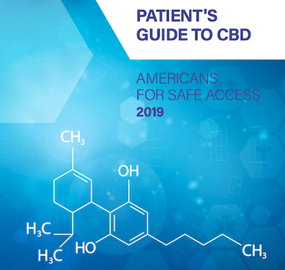 Document: Patient's Guide To CBD (2019) Americans For Safe Access 2019