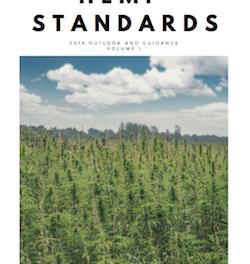 Document: Hemp Standards 2019 Outlook & Guidance Vol 1