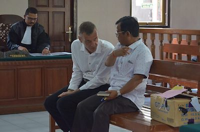 German National Caught Smuggling 2.1kg Hashish Into Bali Gets 10 Years & A US$140K Fine